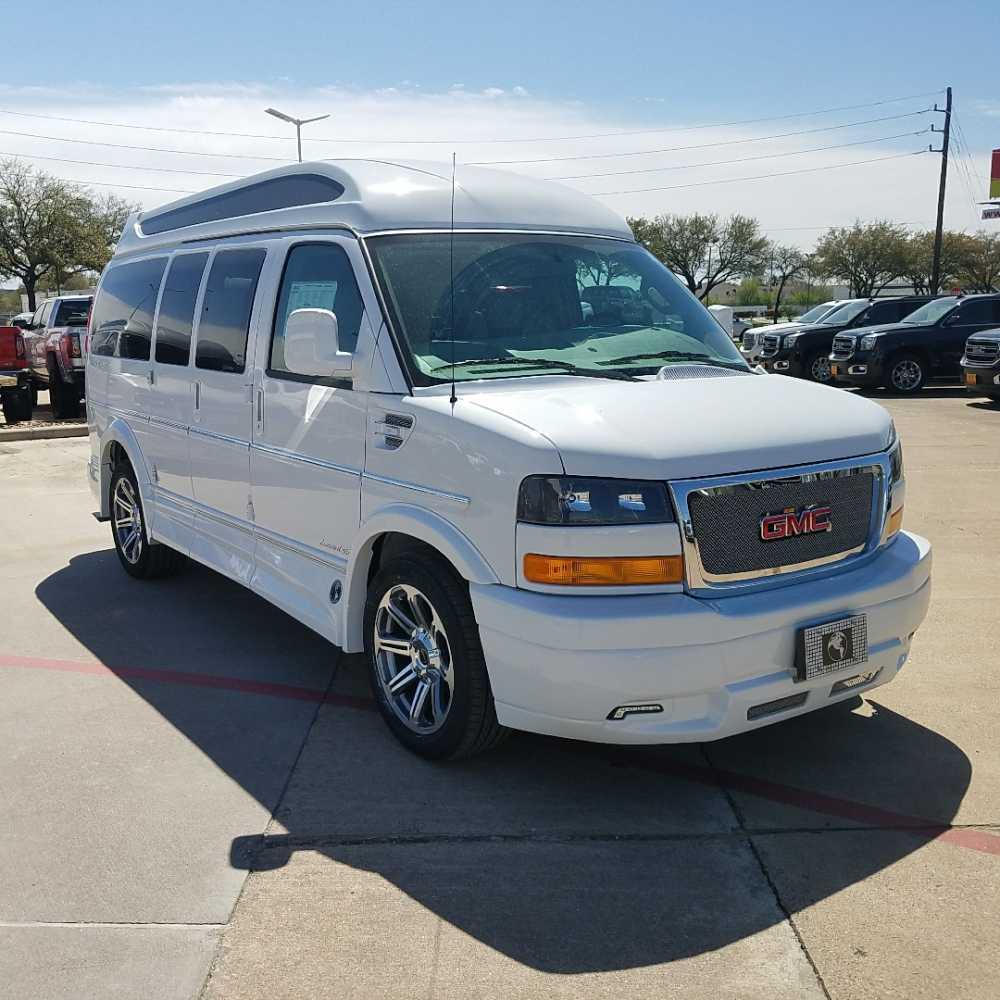 van vans conversion limited passenger se explorer x youtube limousine gmc watch